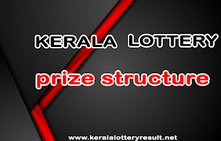 Kerala Lottery All Prize Structure