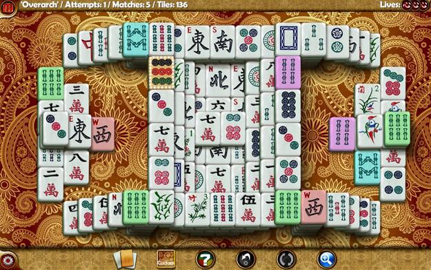 Mahjong Gg