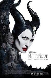 Maleficent Mistress of Evil 2019 English 720p WEBRip