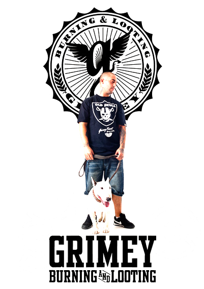 Grimey  burning and looting 78a8cdcc1e1