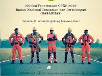 Formasi CPNS BASARNAS Untuk Pelaut