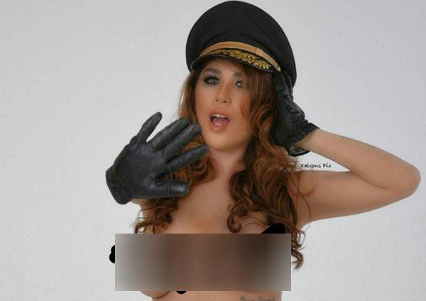 Foto Hot Bugil Gebby Vesta