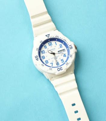 受験用腕時計カシオスタンダード