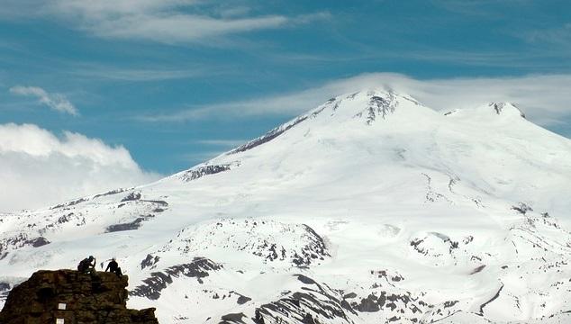 Pegunungan Elbrus