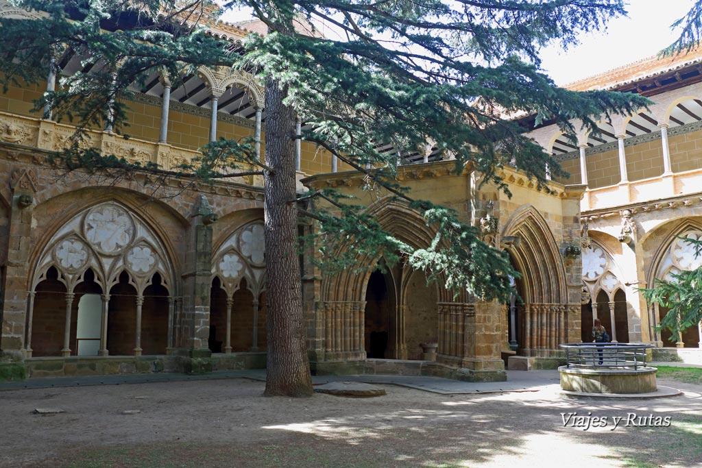 Monasterio de Veruela, Lavatorio
