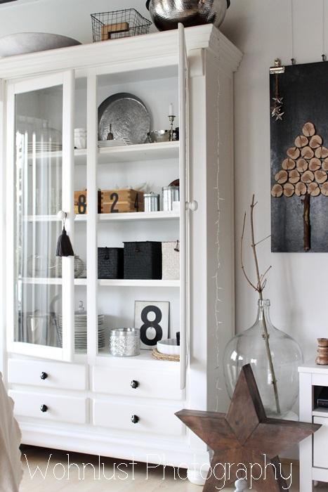 wohnlust et vitrin sche. Black Bedroom Furniture Sets. Home Design Ideas