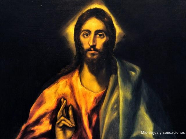 Cuadro, El Salvador, El Greco, Toledo