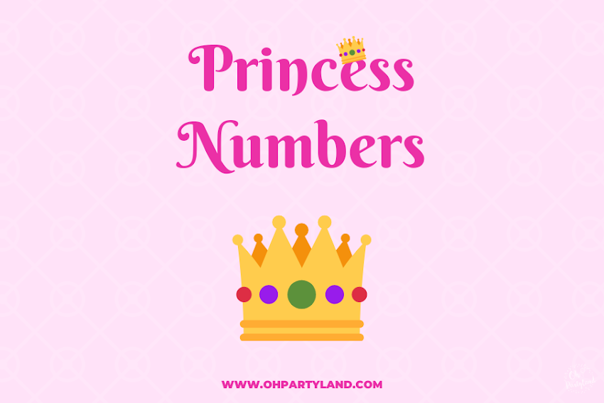 Princess numbers