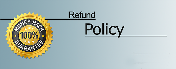refund policy money back ayurvedic urea terms