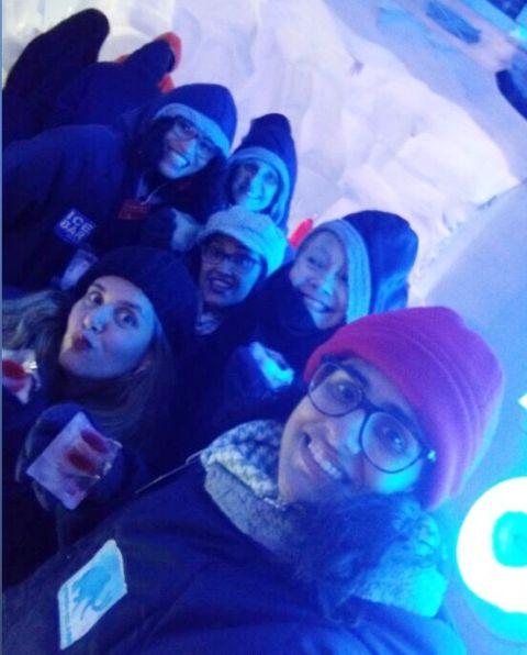Canela - Primeiro Parque Temático de Gelo da América Latina: o Ice Bar Mundo Gelado