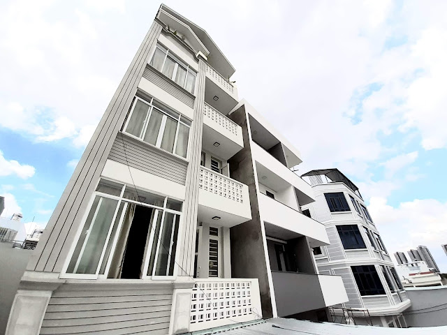 Cho thuê phòng Tân Quy, Quận 7: rộng, cửa sổ lớn, ở 4 người, sạch, yên, thoáng
