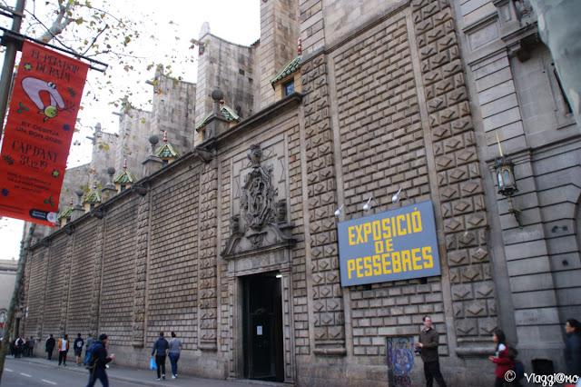 Chiesa di Betlem sulla Rambla