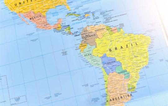El Volumen de Transacciones de Bitcoin se Redujo en América Latina