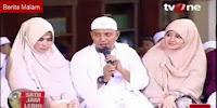 [Video] Heboh !! Ustad Arifin Ilham Sebut Nabi Muhammad tidak Bisa Adil