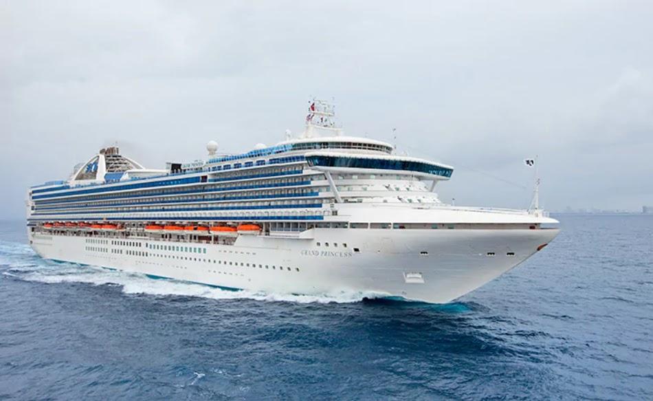 Grand Princess Cruise Ship, coronavirus