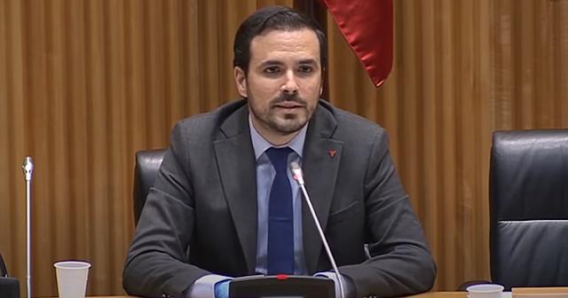 """Garzón: """"Las derechas se han dedicado a atacar al Gobierno sobre cualquier argumento o razón por el mero hecho de desgastarlo"""""""