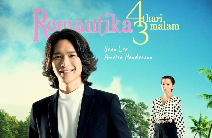 Drama Romantika 4 Hari 3 Malam Lakonan Amelia Henderson, Sean Lee