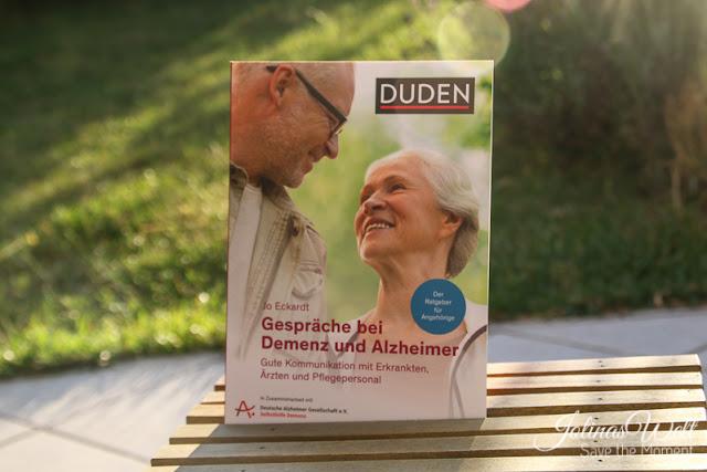 Buchcover Gespräche bei Demenz