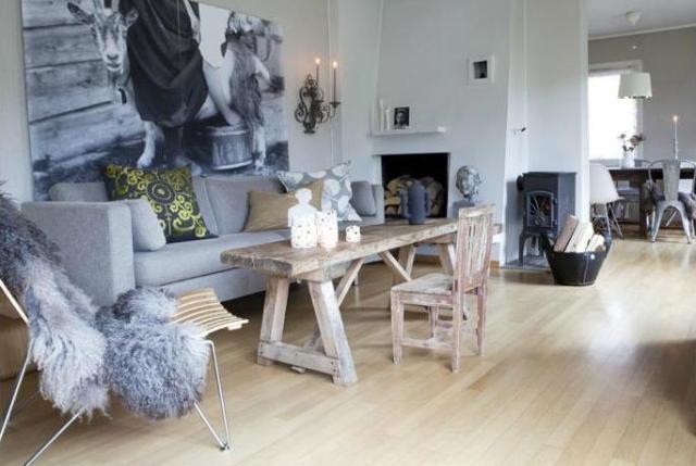 Decoracion actual de moda colores relajantes para tu casa - Decoracion actual de moda ...