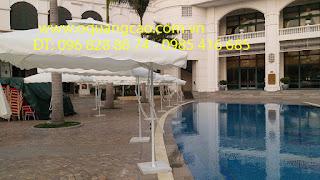Cho thuê ô lệch tâm tại khách sạn DAEWOO