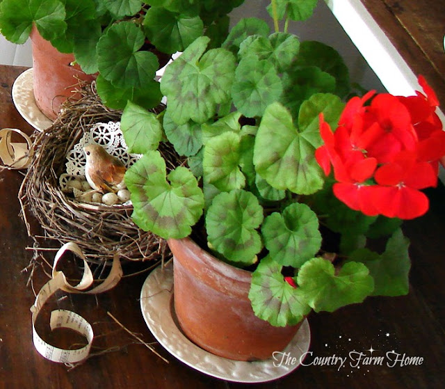 The Country Farm Home: Welcome Spring