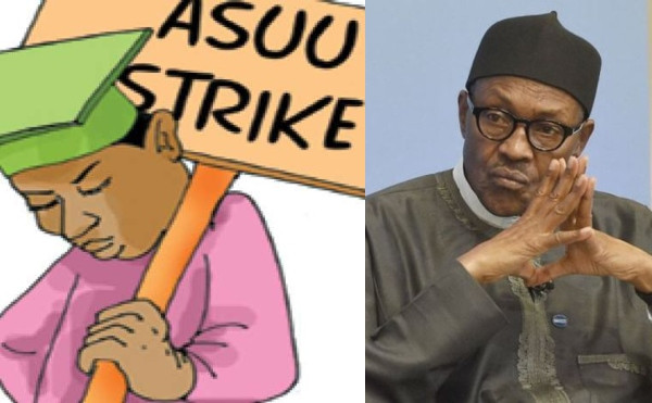 Your education policy wicked, against Nigerian youth – ASUU blasts Buhari