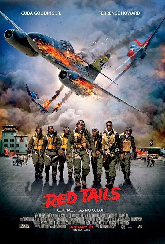 Kırmızı Kuyruklar - Red Tails