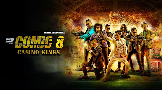 Comic 8 : Casino Kings 2015