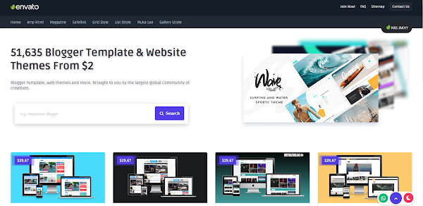 Update 1.0.3 Jakhy Responsive Blogger Template