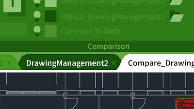 Drawing-Compare-AutoCAD
