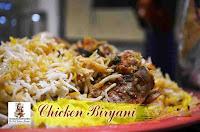 viaindiankitchen - Chicken Biryani
