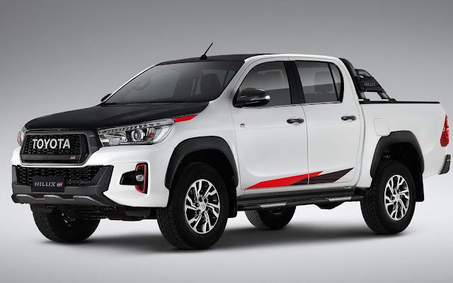 Toyota Hilux GR-S 2020: fotos, preços e detalhes