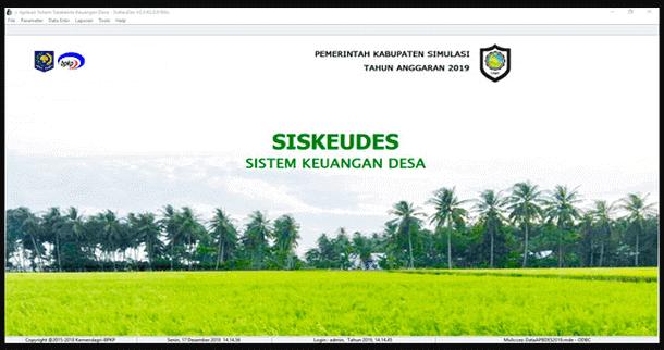 Petunjuk Penggunaan Aplikasi SisKeuDes (Sistem Tata Kelola Keuangan Desa)