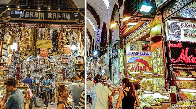 Bazar Egípcio, Istambul