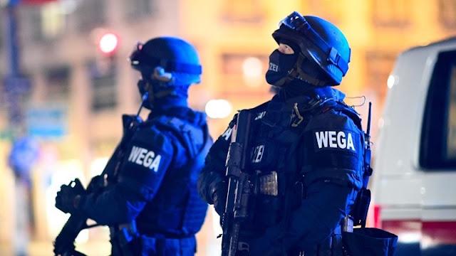 Τέσσερα θύματα από επίθεση Ισλαμιστή τρομοκράτη στη Βιέννη (βίντεο)