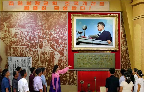 Kim Il Sung Triumphal Return Speech, October 14, 1045