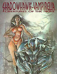 Shadowhawk/Vampirella: Creatures of the Night