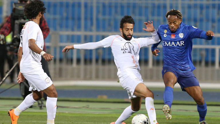 تعرف على ترتيب الدوري السعودي بعد نهاية الدور الأول وتعادل الهلال مع الشباب