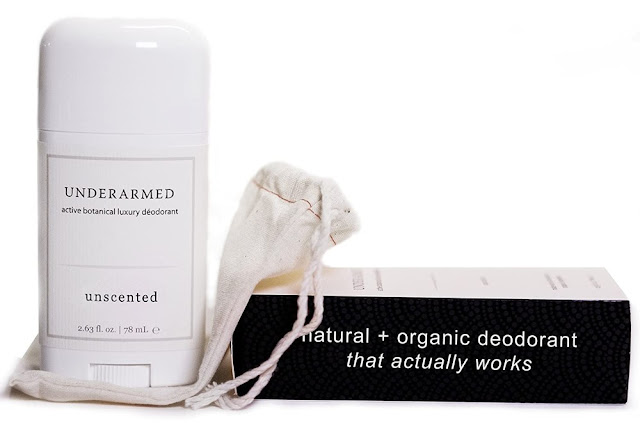 Underarmed Active Botanical Luxury Deodorant