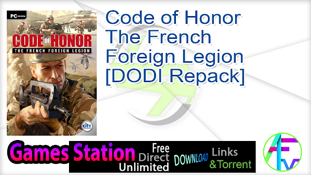 Code of Honor The French Foreign Legion – [DODI Repack]