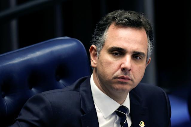 Urgente: Rodrigo Pacheco se dobra ao STF e nega o impeachment de Moraes