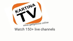 Kartina Tv App for Laptop/PC on Windows 8/10/8.1/7/XP/Vista & Mac Laptop