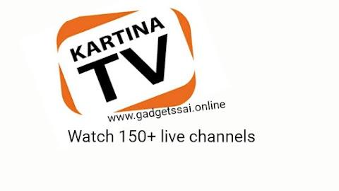 Kartina Tv App for Laptop/PC on Windows 8/10/8.1/7/XP/Vista & Mac Laptop