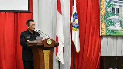 Gubernur Kepri, Ansar: Pemprov Kepri Berupaya Meningkatkan Konsistensi dalam Pengelolaan Perencanaan dan Penganggaran Agar Tepat Sasaran