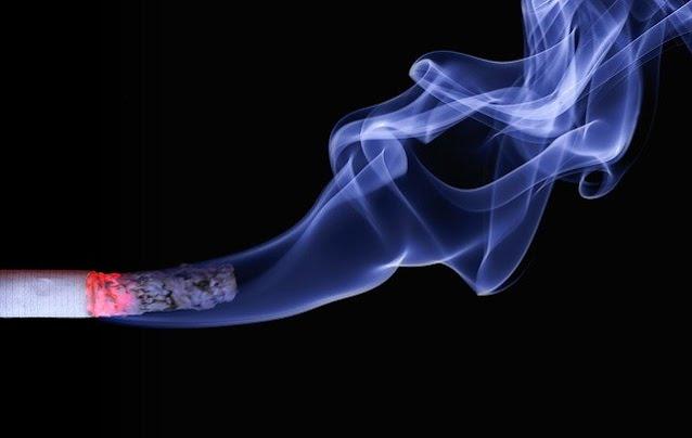 Harmful effect of cigarette smoking