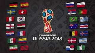 Fifa world cup rusia