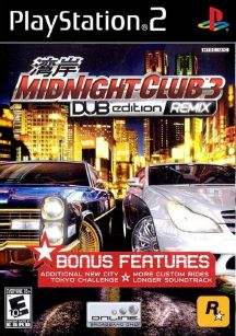 Midnight Club 3 DUB Edition Remix PS2 Torrent