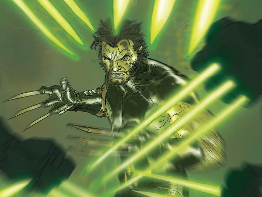 strikeforce x super soldiers wolverine weapon x adamantium men marvel comics jason aaron ron garney