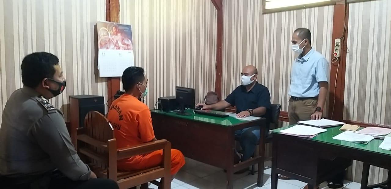 Bobol Rumah Warga Cepu, 2 Residivis Curanmor Asal Bojonegoro Di Ringkus Polisi