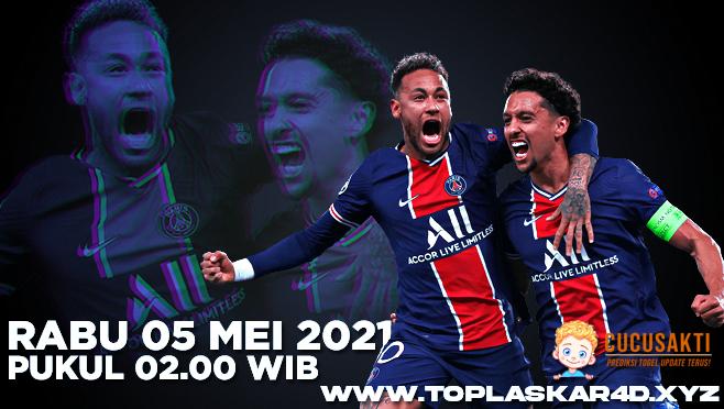 Prediksi Bola Manchester City vs PSG Rabu 05 Mei 2021